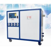 Quality Scroll Compressor Low Temperature Chiller , High Efficiency Evaporator wholesale