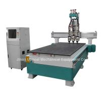 Quality Low Cost CNC Engraving Machine with Auto Tool Changing/3 Tools Changing/Servo Motor wholesale