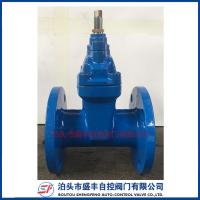 Quality soft ductile iron gate valve manufacturer wholesale