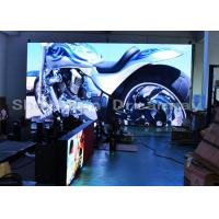 Quality SMD 3535 Outdoor Advertising LED Display Panel Full Color P10 960*960mm With Hdmi wholesale