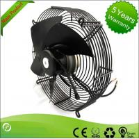 Quality High Speed Hvac / Bathroom EC Axial Fan With Variable Speed Control wholesale