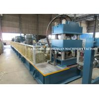 Quality Two Waves Highway Guardrail Cold Roll Forming Machine HRC58-60 hardness wholesale