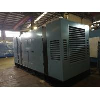 Quality 230 / 400V Soundproof Diesel Generator ,Water - Cooling System Diesel Electric Generator wholesale
