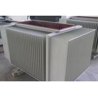 Buy cheap Gary / Green Power Transformer Accessories Corrugated Tank Transformers from wholesalers