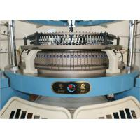 Cheap Four Tracks Single Jersey Circular Knitting Machine Weft Knitting High Accurate for sale