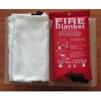 Quality 1.2m*1.5m  Glassfiber  Fire Blanket Fire fighting blanket wholesale