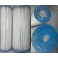 "Quality Standard Pleated Filter Cartridge 10"" (water filter, water purification) wholesale"