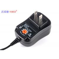 Quality RoHS Approval Multiple Output Power Supply , 6 DC Jack Multi Voltage DC Adapter wholesale