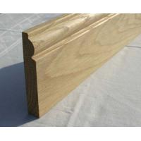 Cheap Solid Oak Skirting (Wall base) for sale