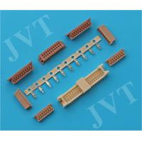 Quality DF13 1.25mm Pitch Pcb Connectors Wire To Board With Double Row 2 - 30 Poles wholesale