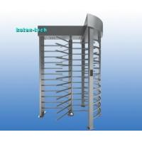 Quality 304 Stainless Steel Full Height Turnstile Gate Biometric Access Control wholesale
