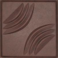 Cheap Home Decoration Leather Wall Tiles Modern 3D Wall Panels Customized Size and Color for sale