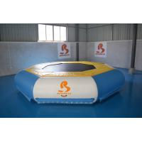 Quality TUV Certificate Inflatable Floating Water Trampoline For Lake wholesale