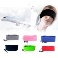 Buy cheap Headband with earphone Comfortable Thin Sweatband Stereo Sports Sleep Headphone from wholesalers