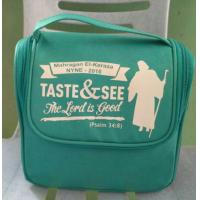 Quality Insulated Travel Cooler Bag , Large Lunch Insulated Tote Bags With Top Handle wholesale