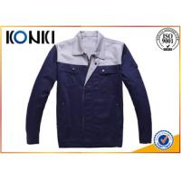 Quality Personalized Mechanic Work Uniforms Shirts , Customized Work Apparel And Uniforms wholesale