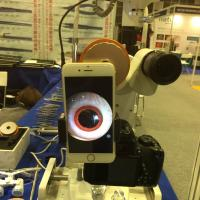 Quality Ophthalmic Colorful Universal Slit Lamp Smartphone Eyepiece Photography Video Adapter for ANY Slit Lamps wholesale