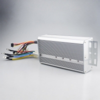 China 18 tube Electric motorcycle controller sine wave e bike controller brushless motor controller electric bike controller on sale