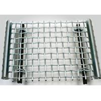Quality Durable Square Crimped Wire Mesh , Low Carbon Steel Wire Mesh 0.7 - 30 Inch wholesale