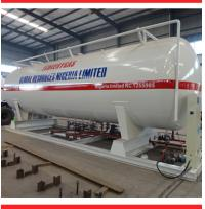 China lpg gas cylinder filling station on sale