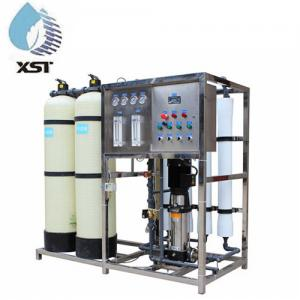 China 1000ltr Ro Water Plant Salt Water To Pure Water Purifier on sale