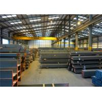 Cheap Industrial Steel Structure Warehouse Buildings Eps Sandwich Panel Wall / Roof for sale