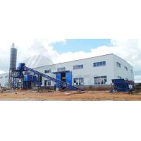 Quality Industrial Concrete Batch Mix Plant 1200KG High Power For Stirring Mill wholesale