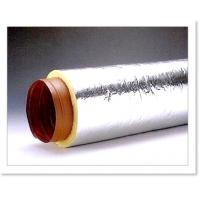 Quality Insulated & Non-insulated or PET flexible duct ( polyester, fire-prevention flexible duct) wholesale