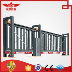 Quality sliding gate opener sliding gate aluminum alloy  for factory L1506 wholesale