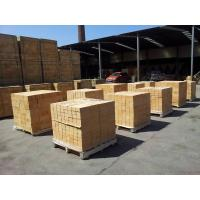 Cheap Thermal Insulation Fire Clay Brick , Coke Ovens Firebrick Refractory for sale