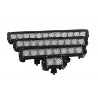 Quality High Power Jeep LED Light Bar Beacon 4WD 4 Inch - 50 Inch 890 Lumen Each LED wholesale