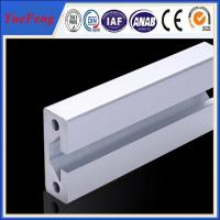 Quality Aluminium extrusion for industrial t slot aluminium profile wholesale