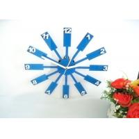 Quality Creative Fashion Childrens Windmill Wall Clock Acrylic Personalized Gift wholesale