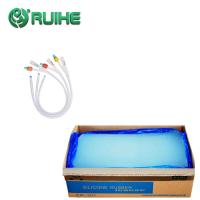 China Extrusion Medical Grade Silicone Rubber Non Toxic Forced Through Shaped Die on sale