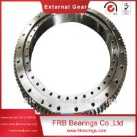 China 90-2B040-2850-1282 double row ball slewing bearing for truck PSL large diameter slew bearing turntable bearings on sale