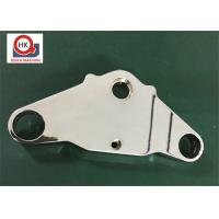 Quality High Precision Casting Parts , Motorcycle Triple Trees Components wholesale