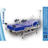 Quality Foot Switch Obstetric Delivery Bed Abs Or Steel Frame Side Rails wholesale