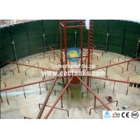 China GFS / GLS Sewage Storage Tanks Complying with AWWA D103-09 Standard on sale