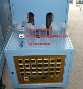 Quality semi automatic bottle blowing machine wholesale