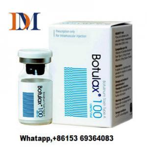 Quality plastic surgery Botox injection Botox Powder 100mg / Vial Cosmetic Peptide Botox wholesale