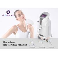 Buy cheap Painless Diode Laser Hair Removal Machine 5 - 400ms Pulse Width Long Lifetime from wholesalers