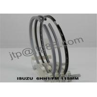 China ISUZU 6HH1 Piston Ring Sets For Industrial Engine Parts Dia 115mm OEM 8-94390-799-0 on sale