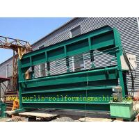 Quality AC Motor Galvanized Sheet Hydraulic Bending Machine , Metal Rolling Equipment wholesale