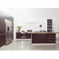 China Melamine kitchen cabinet made in china ready to assemble mfc kitchen cabinet on sale