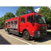 Quality Dongfeng 6 Ton Big Fire Truck 6 Wheel Quick Delivery ISO Certification wholesale