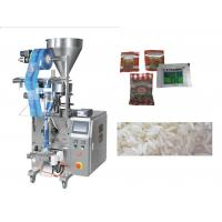 Quality Small Snacks Packing Machine With Metal / Plastic Material 300Kg Weight wholesale