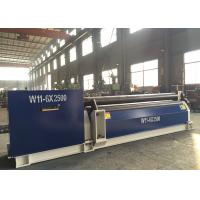 Quality Industrial Three Roll Plate Bending Machine wholesale