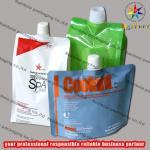 Quality Mylar Plastic Spout Pouch Packaging wholesale