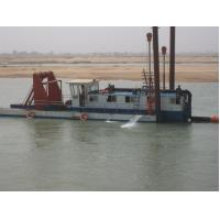 Buy cheap cutter suction dredger equipped with iron extraction equipment from wholesalers