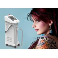 Quality 1064 532 nd yag laser vertical design laser tattoo removal machine tattoo removal laser ABS shell all color tattoo wholesale